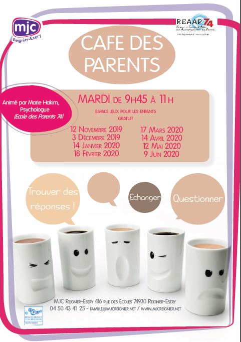 2020 Café des parents